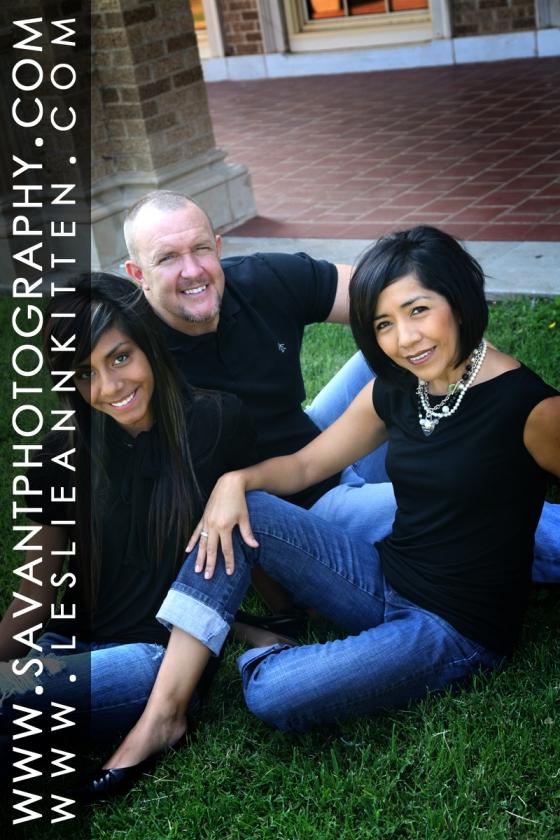 Leticia+Wade Graham Family