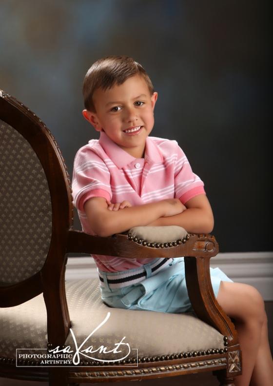 Gavin's Portraits