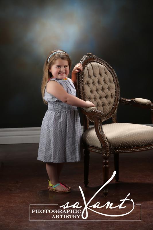 Radley's One Year Portraits
