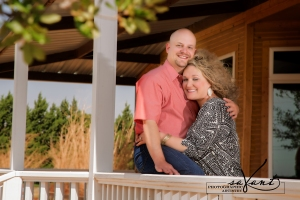 Dave and Linsey's engagement photos.
